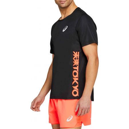 Men's running T-shirt - Asics FUTURE TOKYO VENTILATE SS TOP - 3