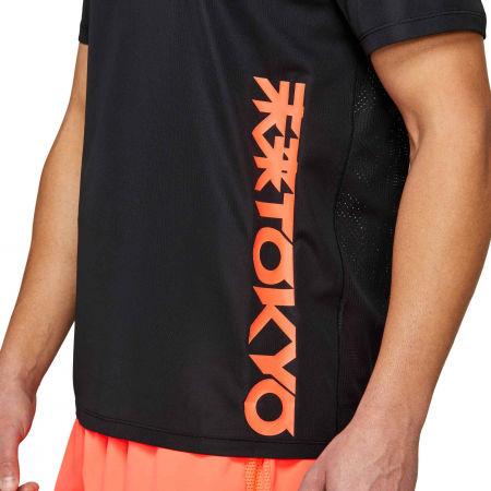Men's running T-shirt - Asics FUTURE TOKYO VENTILATE SS TOP - 5