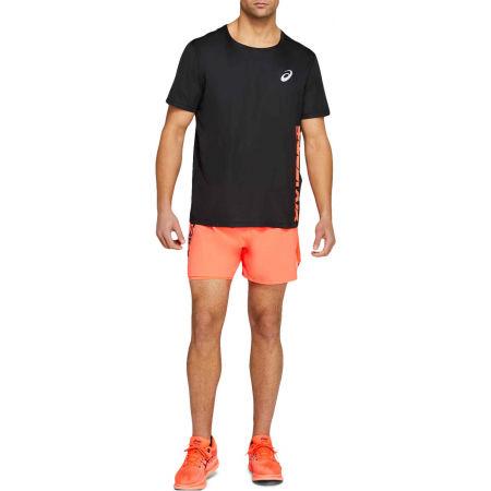 Men's running T-shirt - Asics FUTURE TOKYO VENTILATE SS TOP - 6