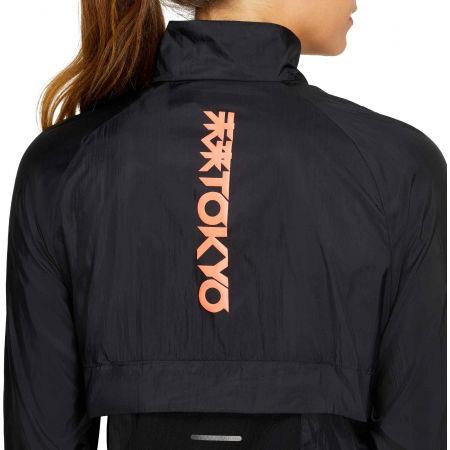Women's running jacket - Asics FUTURE TOKYO JACKET - 4