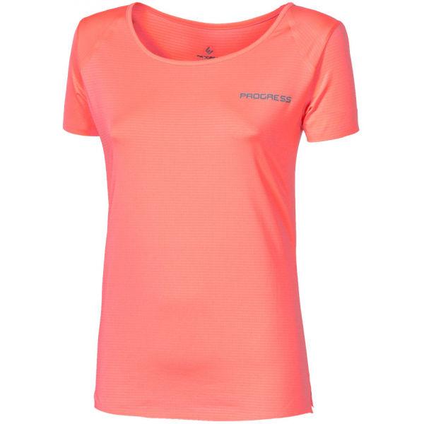 Progress ARROW LADY  XL - Dámské běžecké triko