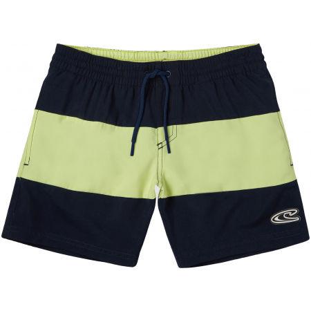 O'Neill PB BLOCK SHORTS - Chlapčenské šortky do vody