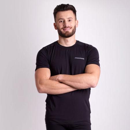 Men's running T-shirt - Progress ARROW MAN - 3