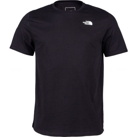 The North Face M FOUNDATION LEFT CHEST LOGO TEE - Férfi póló