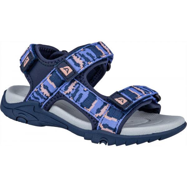 ALPINE PRO SANTIAGO - Detské sandále