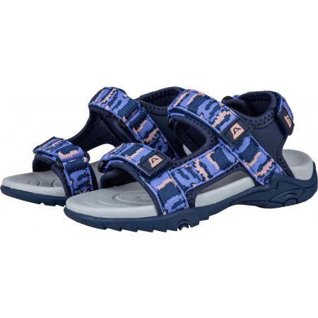 Detské sandále - ALPINE PRO SANTIAGO - 2