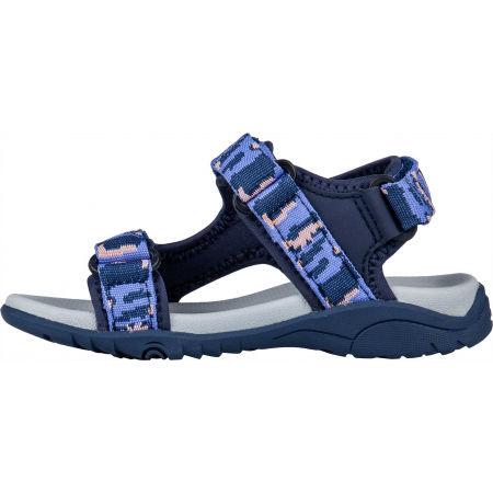 Detské sandále - ALPINE PRO SANTIAGO - 4
