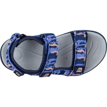 Detské sandále - ALPINE PRO SANTIAGO - 5