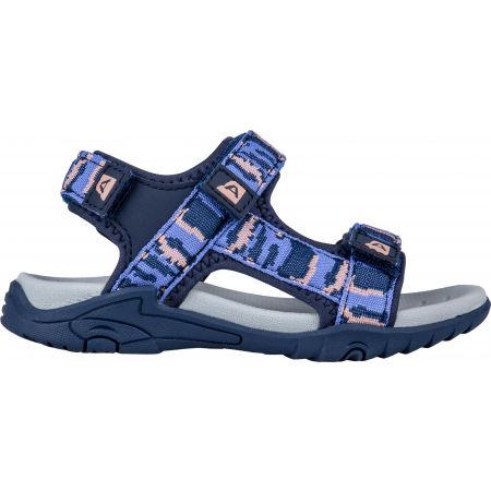 Detské sandále - ALPINE PRO SANTIAGO - 3