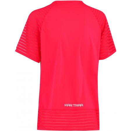 Dámské funkční tričko - KARI TRAA MAIKEN TEE - 2