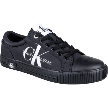 Calvin Klein VULCANIZED SNEAKER LACEUP PES - Дамски кецове