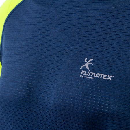 Мъжка блуза за бягане - Klimatex ATID - 3