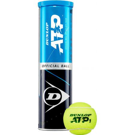 Dunlop ATP 4 SZT. - Piłki tenisowe