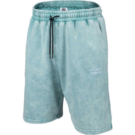 Umbro WASHED KNEE LENGTH SHORT - Férfi rövidnadrág