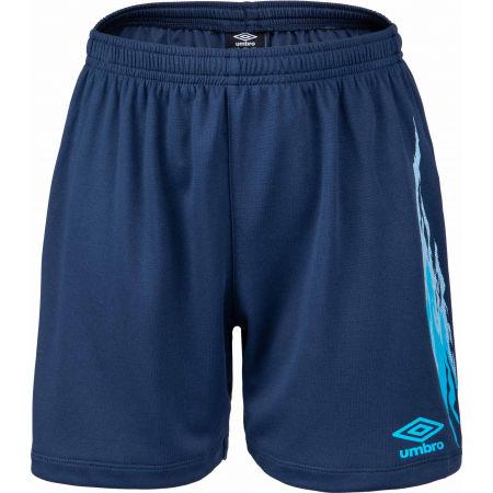Chlapčenské športové šortky - Umbro FW GRAPHIC KNIT SHORT JNR - 2