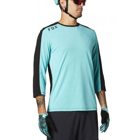 Fox RANGER DR 3/4 - Pánský cyklistický dres