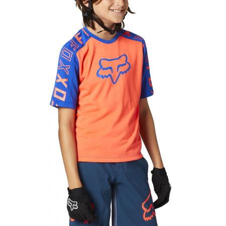 Fox RANGER DR YTH - Kids' cycling jersey
