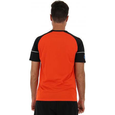 Pánske športové tričko - Lotto LOGO V TEE RGL PL - 5