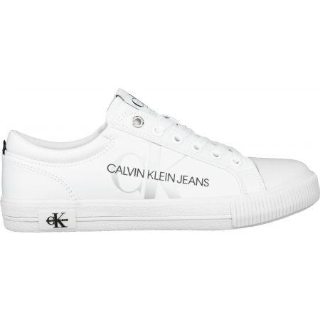 Dámské tenisky - Calvin Klein VULCANIZED SNEAKER LACEUP PES - 3