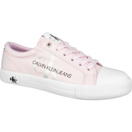 Calvin Klein VULCANIZED SNEAKER LACEUP PES - Dámské tenisky