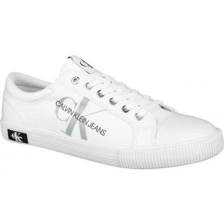 Calvin Klein VULCANIZED SNEAKER LACEUP PES - Pánske tenisky
