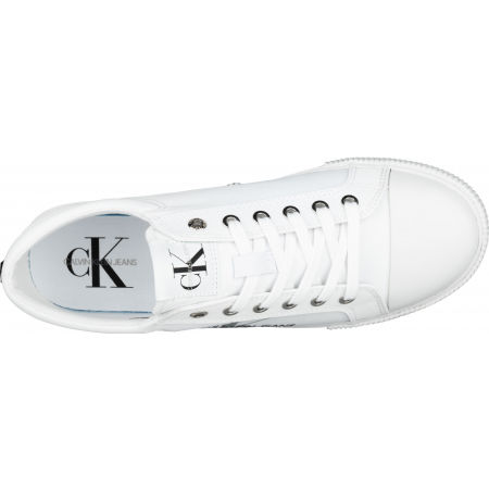 Teniși bărbați - Calvin Klein VULCANIZED SNEAKER LACEUP PES - 5