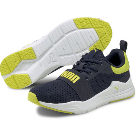 Puma WIRED JR - Boys' leisure shoes