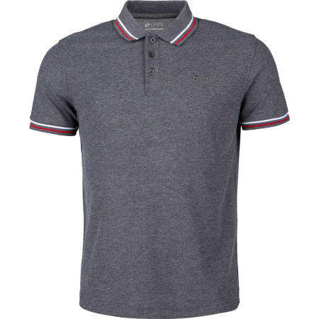Lotto POLO CLASSICA MEL PQ - Pánske tričko s golierom