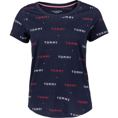 Tommy Hilfiger SS TEE PRINT - Tricou de damă