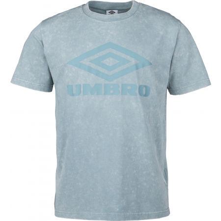 Umbro LARGE LOGO TEE - Pánske tričko