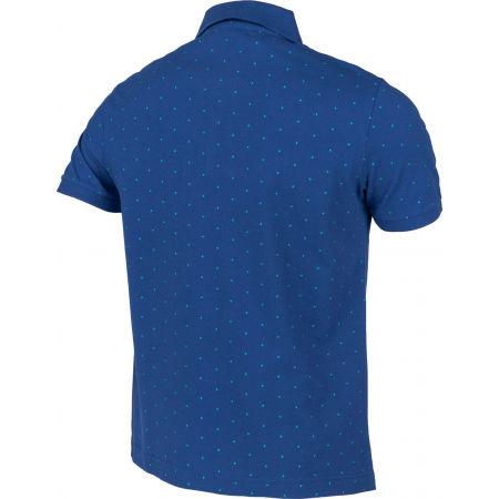 Koszulka polo męska - Lotto POLO ELBA II PQ - 3