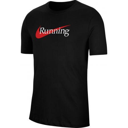 Nike DRI-FIT - Pánské běžecké tričko