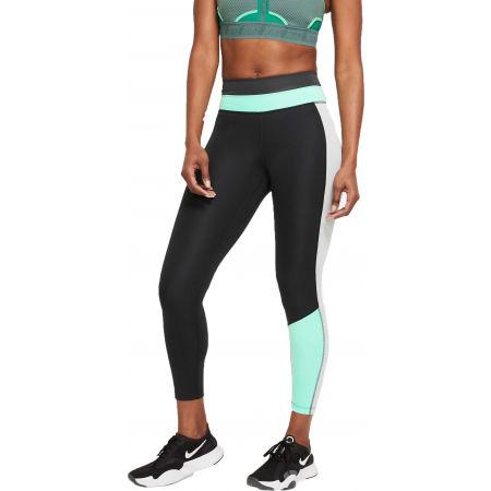 Nike ONE COLOR-BLOCKED 7/8 - Colanți pentru femei