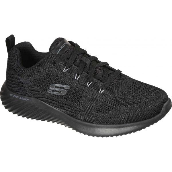 Skechers BOUNDER RINSTET - Pánska voľnočasová obuv