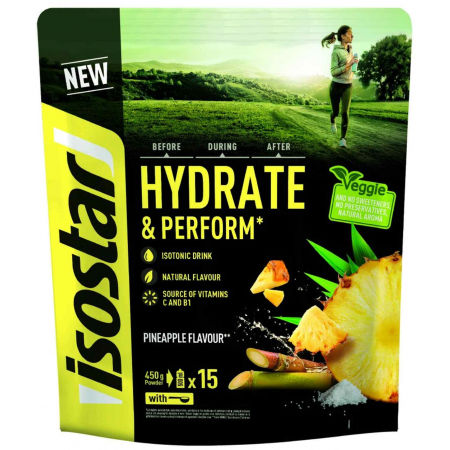 Isostar HYDRATE PERFORM ANANAS 450 G