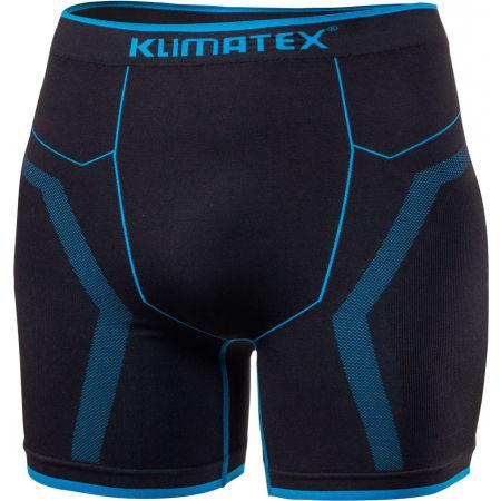 Klimatex MARTON - Pánske funkčné bezšvové boxerky