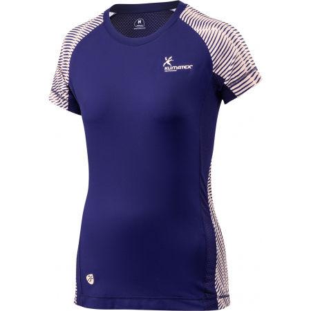 Klimatex ALLA - Koszulka damska do biegania