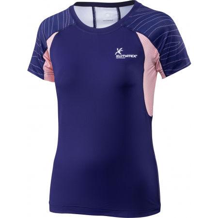 Klimatex TESANE - Tricou alergare damă