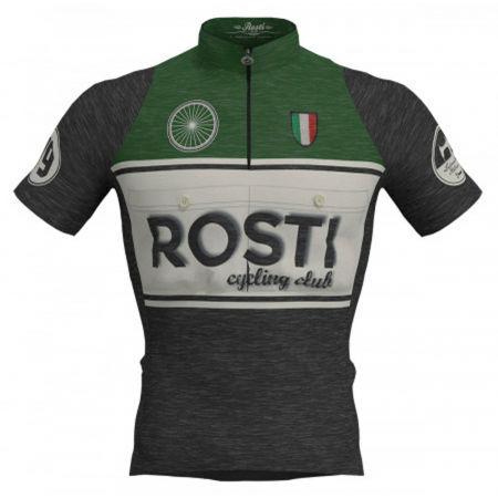 Rosti VINTAGE MERINO - Tricou ciclism bărbați