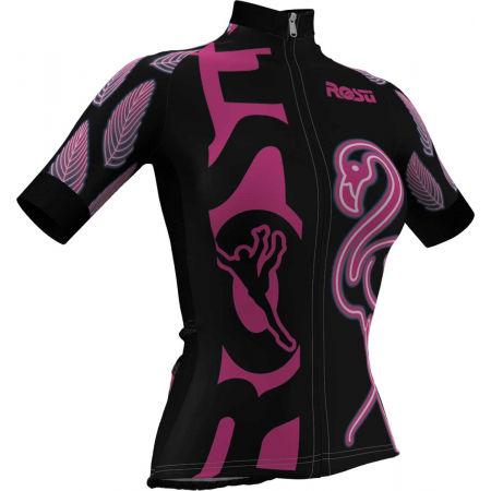 Dámský cyklistický dres - Rosti W FLAMINGO - 2