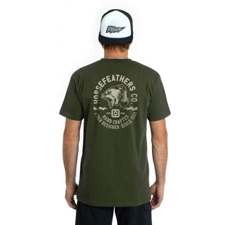 Pánské tričko - Horsefeathers FANG T-SHIRT - 2