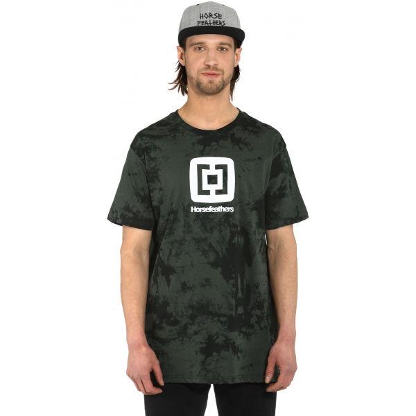 Horsefeathers FAIR T-SHIRT  S - Pánské tričko