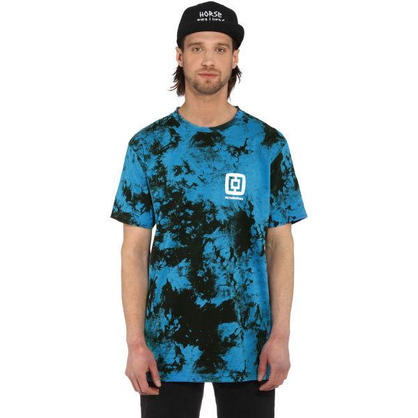 Horsefeathers MINI LOGO T-SHIRT  2XL - Pánské tričko