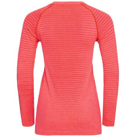 Дамска блуза с дълъг ръкав - Odlo ESSENTIAL SEAMLESS LS - 2