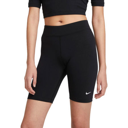 Nike SPORTSWEAR ESSENTIAL - Dámské cyklistické kraťasy