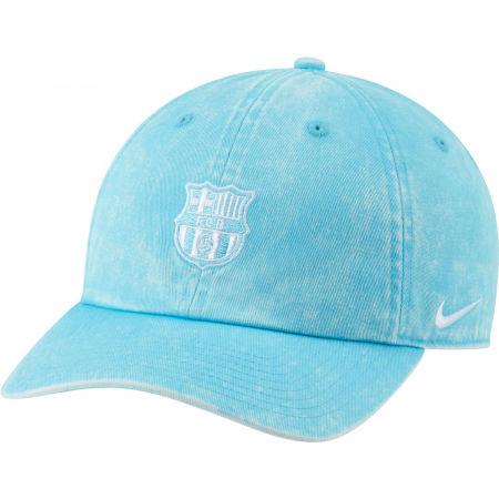 Nike FCB U NK H86 CAP WASHED - Unisexová kšiltovka