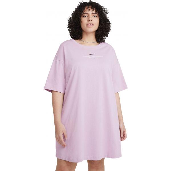 Nike NSW SWSH DRSS SS W  XL - Dámské šaty