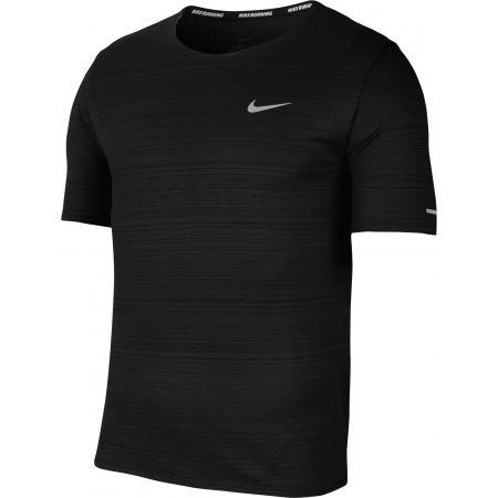 Nike DRI-FIT MILER - Pánske bežecké tričko