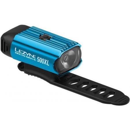 Lezyne LED HECTO DRIVE 400 - Lampka rowerowa LED przednia