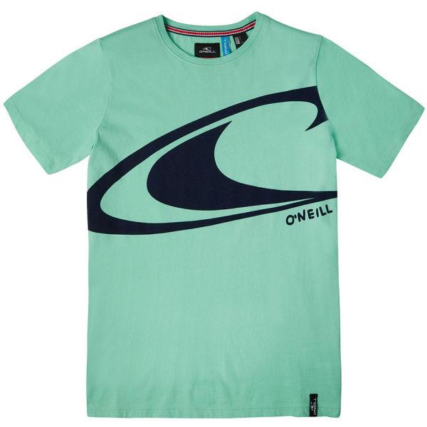 O'Neill LB WAVE SS T-SHIRT  140 - Chlapčenské tričko